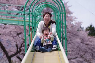 子ども,家族,春,桜,仲良し,旅行,ママ,ママと子ども