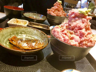 ランチ,海鮮丼,ネギトロ,食欲の秋