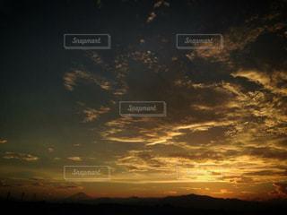 秋の空。の写真・画像素材[1466858]