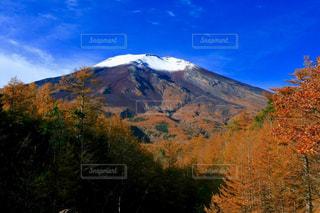 秋空富士。の写真・画像素材[1467618]