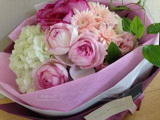 花,ピンク,花束,ブーケ