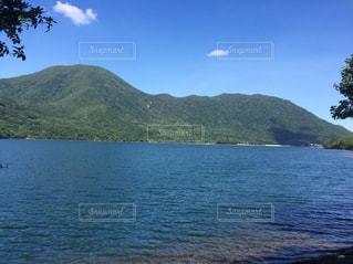 榛名湖の写真・画像素材[1457731]
