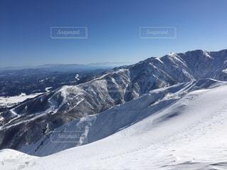 自然,雪,白,山