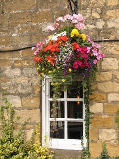 コッツォルズの石造りのおしゃれな外壁の写真・画像素材[2230341]