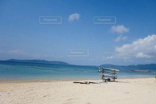 感動した美しく静寂な石垣島フサキビーチの写真・画像素材[2260491]