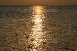キラキラ光の波が眩しくの写真・画像素材[2625811]