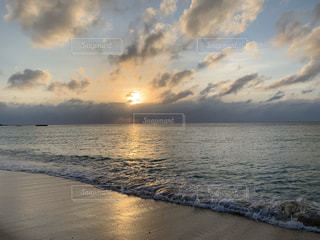 風景,海,空,屋外,太陽,ビーチ,砂浜,夕暮れ,海岸,光,和歌山