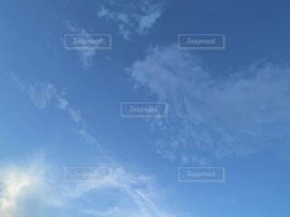 空の雲の群の写真・画像素材[4916027]