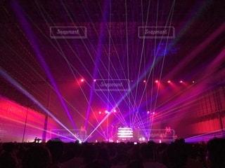 ピンク,ライト,影,光,ライブ,レーザー