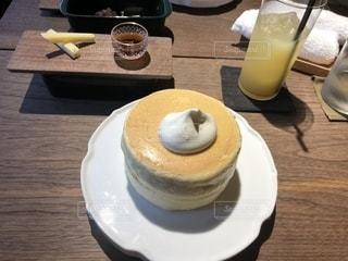 食べ物,パンケーキ,デザート,食欲の秋