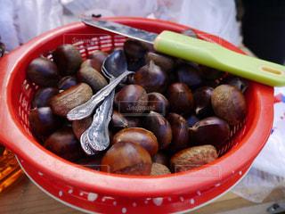 食べ物,秋,栗,マロン,採れたて,食欲の秋,秋の食べ物
