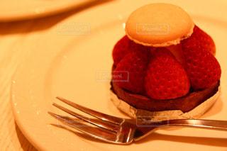 食べ物,秋,ケーキ,いちご,苺,タルト,食欲,食欲の秋