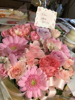 花,ピンク,お祝い