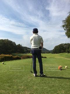 紅葉,スポーツ,ゴルフ,秋空,インスタ映え