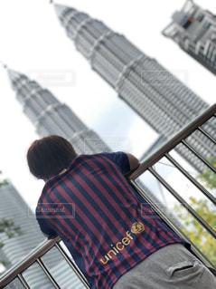 空,スポーツ,屋外,綺麗,マレーシア,ペトロナスツインタワー,インスタ映え