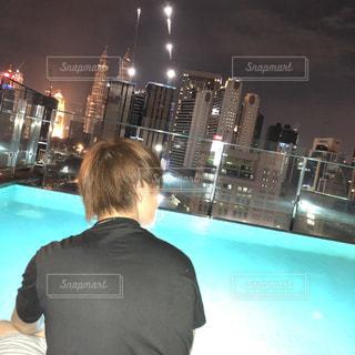 空,水面,観光,人,旅行,屋上,マレーシア,クアラルンプール,眺め,インスタ映え