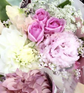 ピンク,花束,お花