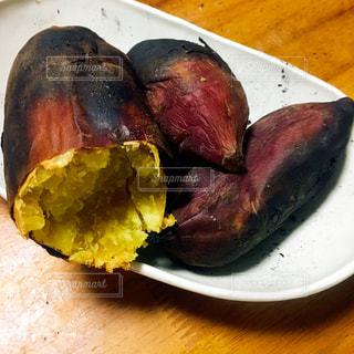 焼き芋の写真・画像素材[1481025]