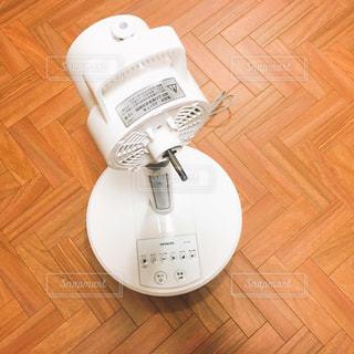 我が家の扇風機の写真・画像素材[1492707]