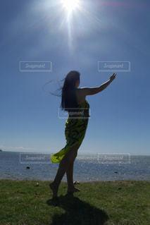 自然,海,空,海岸,光,祈り,ハワイ,空気,ポジティブ,希望,信じる心