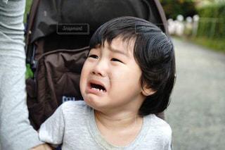 泣き顔の写真・画像素材[1788648]