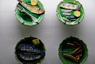 焼き魚,陶器,食べられない,ピカソ,食欲の秋,セラミック