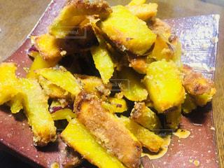 食べ物,秋,食,さつまいも,大学芋,食欲,秋の味覚