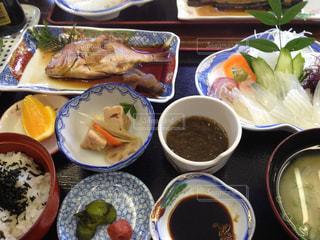 定食,煮魚