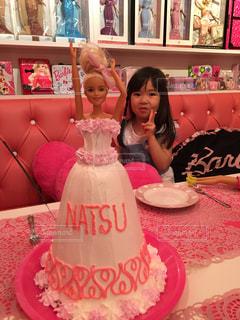 ケーキ,ピンク,誕生日,ピンクホリデー