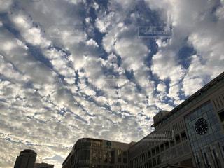 空,雲,秋空,札幌駅前,空の日