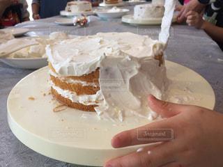 ケーキ作り教室の写真・画像素材[1664031]