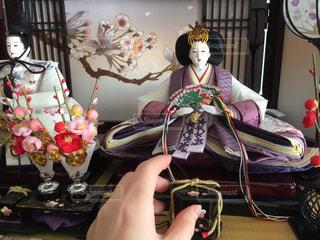 ひな祭り お雛様の写真・画像素材[2978555]