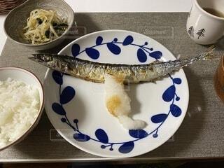 食べ物の皿の写真・画像素材[3783780]