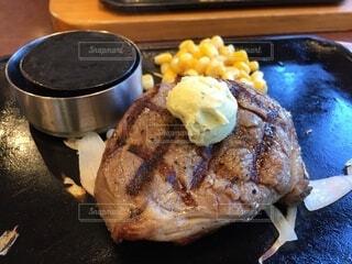 ステーキの写真・画像素材[3916845]