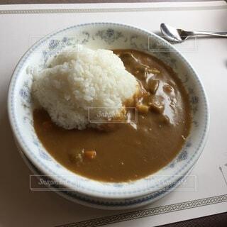 函館五島軒のカレーの写真・画像素材[3916842]