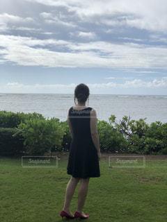 屋外,樹木,人物,人,未来,ハワイ,デート,草木,希望