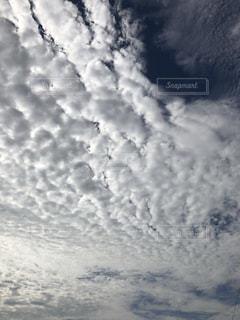 秋,雲,秋晴れ,秋空,羊雲