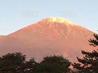 富士山,ピンク,桃色