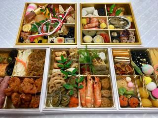おせち料理の写真・画像素材[1727383]