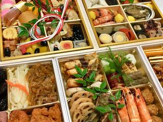 おせち料理の写真・画像素材[1727386]