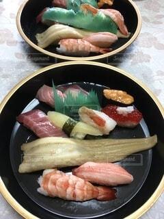 テイクアウトの握り寿司の写真・画像素材[4178030]