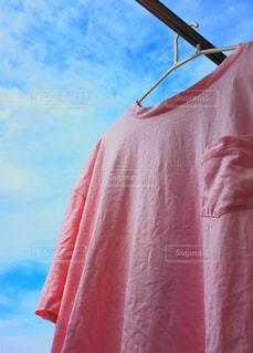 ピンクTシャツ♡の写真・画像素材[1482356]