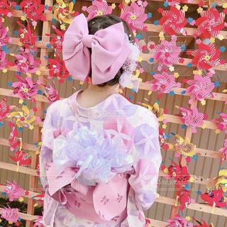 ピンク,浅草,女の子,着物,浴衣,可愛い,装飾,アイテム,インスタ映え,姫系