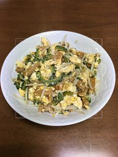 料理,食欲の秋,ゴーヤチャンプルー