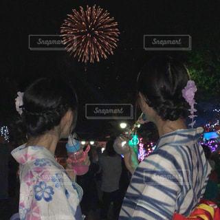 花火の写真・画像素材[1647929]