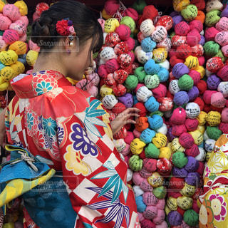 八坂庚申堂の写真・画像素材[1665633]