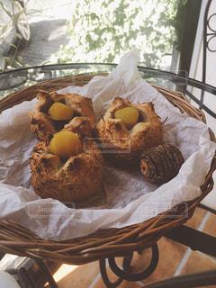 食べ物,秋,栗,パン