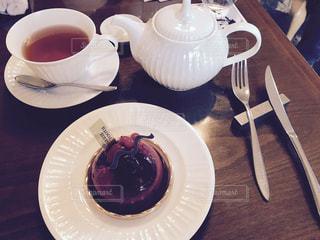 食べ物,秋,ケーキ,紅茶,食