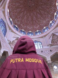 ピンクモスクの中の写真・画像素材[1483126]
