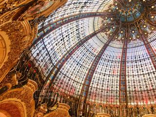 建物,パリ,海外旅行,デパート,海外旅行♩